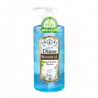 Moist Diane Botanical Refresh Шампунь бессиликоновый бессульфатный