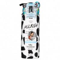 Milrish Бальзам кондиционер с молочными протеинами Блеск