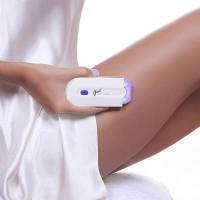 Вращающиеся эпилятор аккумуляторная штрихом для удаления волос