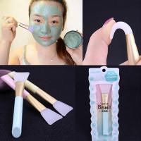 1 pc лицевой маски мягкие силиконовые косметические
