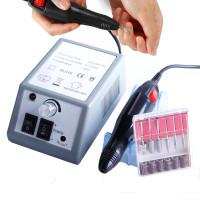 Про серый электрический маникюр аппарат для педикюра
