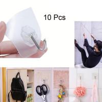 10 x сильное прозрачной присоской присоски стена