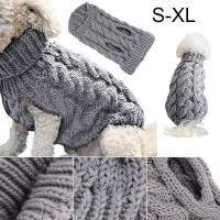 Вязаная жилетка   свитер для собак