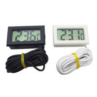 Цифровой водонепроницаемый термометр для аквариума