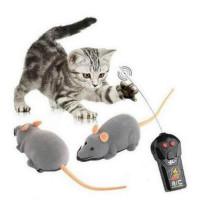 Крыса на пульте дистанционного управления, игрушка