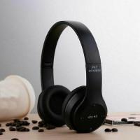 Головные наушники Беспроводные Наушники Bluetooth Складные Стерео