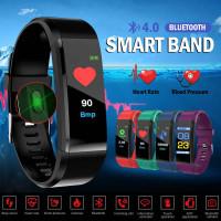 Водонепроницаемый True Smartband Кровяное давление сердечного тарифа