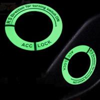 Подсветка для замка зажигания в автомобиле