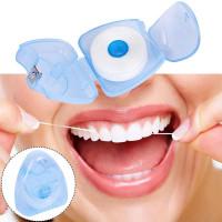 50 М зубная нить воском стоматологических Flosser
