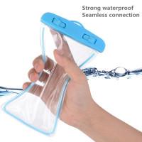 Универсальный анти стук Мешок водонепроницаемый мягкий мобильный