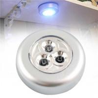 3 LED стены свет Touch лампа кухонный