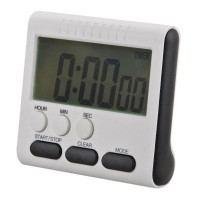 Магнитные большой LCD цифровая кухня таймера будильник