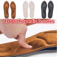 Ортопедические стельки для взрослых с плоскостопием арочного