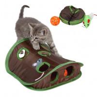 Игрушка тоннель для кошек