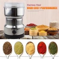 Mayitr 220V Электрический кофе Grinder Milling Bean