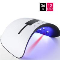 36w УФ светодиодная лампа для ногтей маникюр