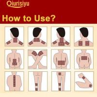 Лечебный пластырь китайской медицины для снятия боли