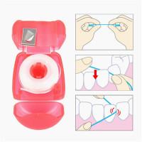 Уход за полостью рта основные зубная нить