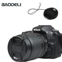 BAODELI Камера Обложка Объектив Cap 37 40,5