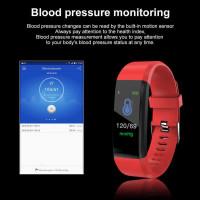115 Плюс Smart Band Bluetooth Фитнес трекер