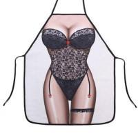 11 Типы Мода Сексуальная водонепроницаемая фартуки