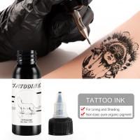 30ml Татуировка чернила Черный Татуировка Пигмент чернил