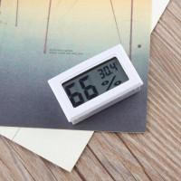 Мини цифровой ЖК термометр гигрометр температуры измеритель