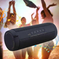 Портативный беспроводной Bluetooth стерео SD карты