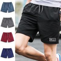 Плюс размер Мужские шорты летом тонкие брюки