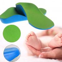 Детские ортопедические арки поддержки плоскостопия XO, массировать