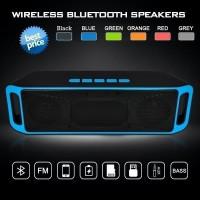 Bluetooth динамик водонепроницаемый Открытый Портативный Беспроводной динамик