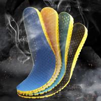 Ортопедическая пены памяти обувь стельки Спорт арка