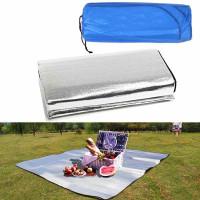 Maijiabao открытый кемпинг спальный влагостойкие одеяло алюминиевой