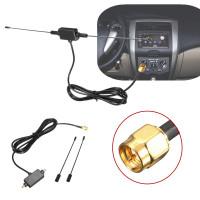 Автомобиль радио цифровое ТВ антенна усилитель универсальный