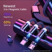 FPU 3 в1 Магнитный USB Кабель