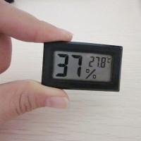 Fashhion мини цифровой ЖК дисплей температуры