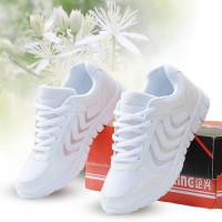 Женские спортивные кроссовки, верхнее покрытие: дышащая сетка