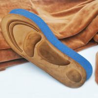 Замша Удобная стелька ортопедические стельки для плоскостных