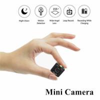 Мини камера с датчиком ночного видения, 1080P