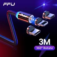 FPU 3m Магнитный Микро USB Кабель