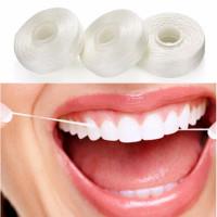 Зубная нить для удаления частичек пищи