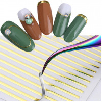 M& B дом водонепроницаемый 3D ногтей наклейка