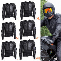 Мотоцикл MX полный тело броня куртка позвоночника