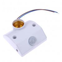 E27 220V инфракрасный движения датчик автоматического света