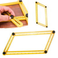 Измерительный инструмент Угол Изер шаблон инструмент,