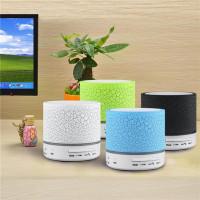 Портативный мини светодиодный Bluetooth динамики Беспроводной динамик