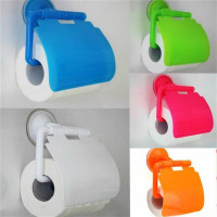 Ванная комната туалет всасывания бумаги держатель водонепроницаемый