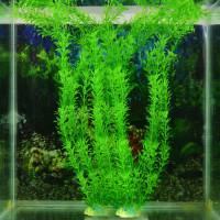 Искусственное растение для декора аквариума