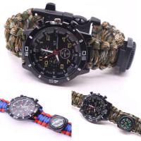 Наручные часы для походов с браслетом