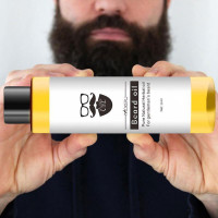 30ml 100% Органические Борода Масло Волосы выпадение